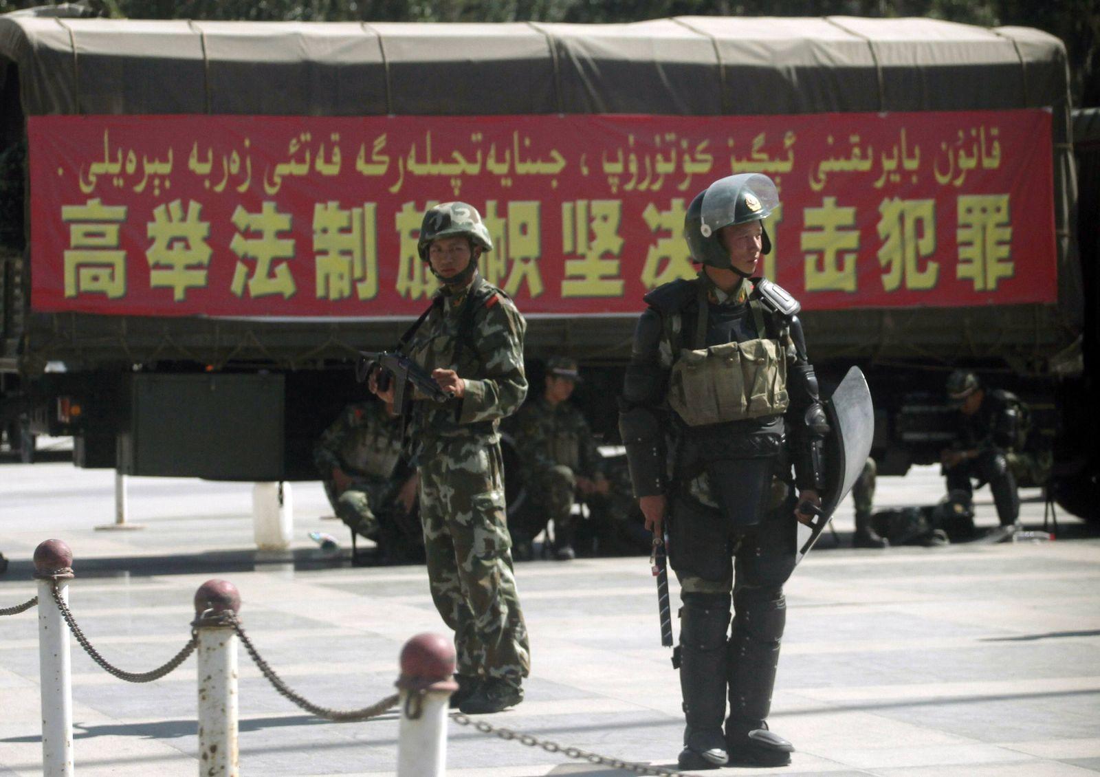 China / Xinjiang / Uiguren