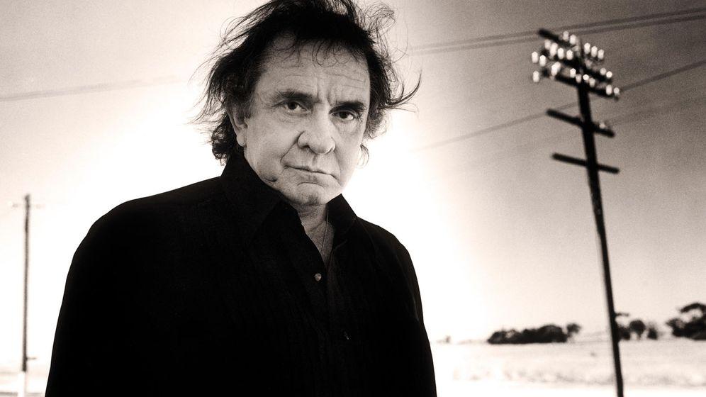 Johnny-Cash-Bildband: Ansichten eines späten Comebacks