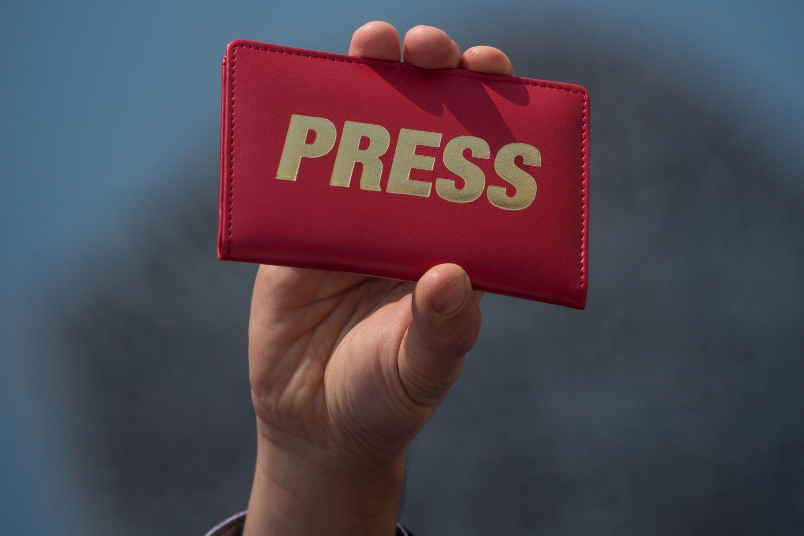 Presse / Pressefreiheit