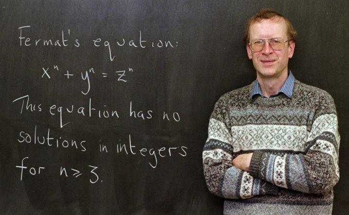 Wiles und der von ihm bewiesene Große Fermatsche Satz