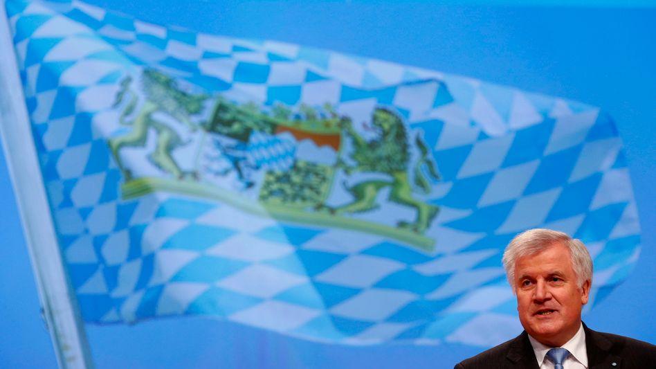 """CSU-Chef Seehofer: """"Überhaupt keine Veranlassung"""" für weitere Gesetze"""
