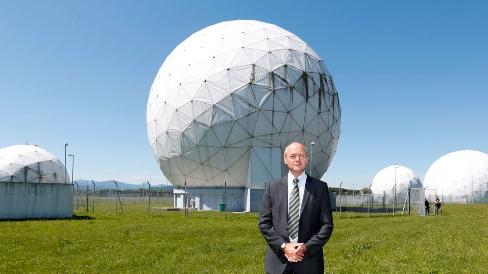 Photo Gallery: Germany's Intelligence Cooperation with the US