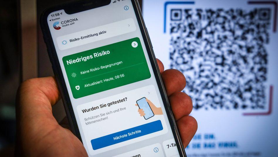 Corona-Warn-App: Ihre Bedeutung könnte noch steigen, wenn es nach Datenschützern geht