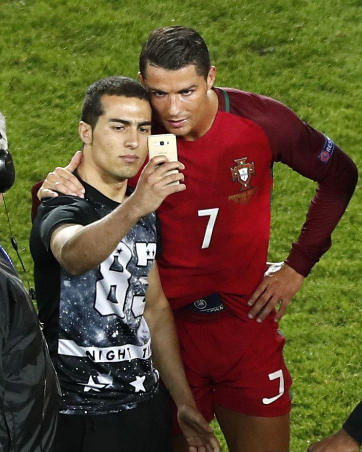 Soccer Euro 2016 Portugal Austria