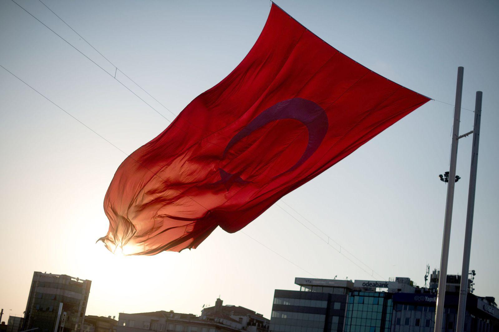 Türkei / Flagge