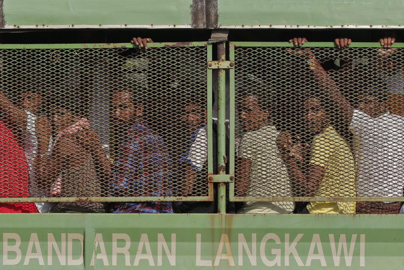 Malaysia Flüchtlinge