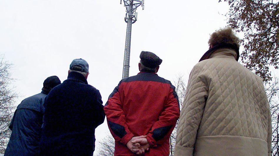 Handymast: Polizei soll Kommunikationsverbindungen unterbrechen oder verhindern dürfen