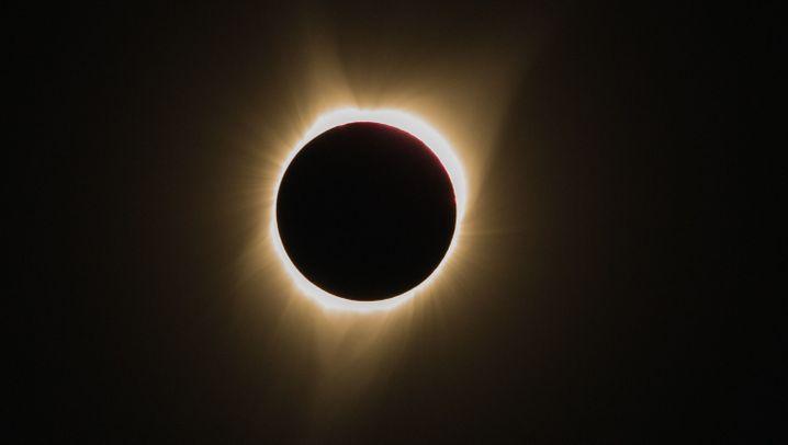 Sonnenfinsternis in den USA: Brille auf, Licht aus