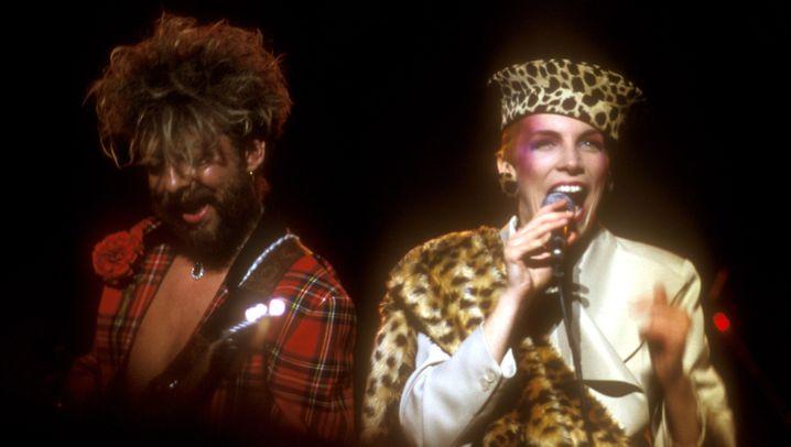 Pop-Duo Eurythmics: Mit der Ex zum Pop-Olymp