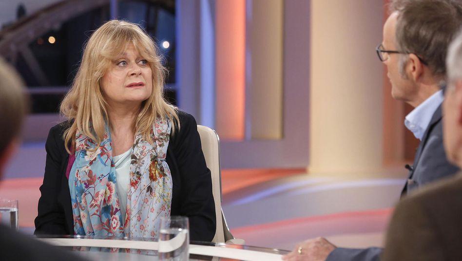 """Pola Kinski bei """"Beckmann"""": Kritik an der Verklärung des Vaters"""