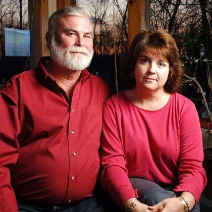 Julie Amero mit Ehemann Wes Volle: Porno-GAU am PC