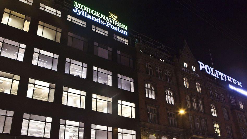 """""""Jyllands-Posten""""-Gebäude (Archivfoto): """"Sie wollten so viele Menschen wie möglich töten"""""""