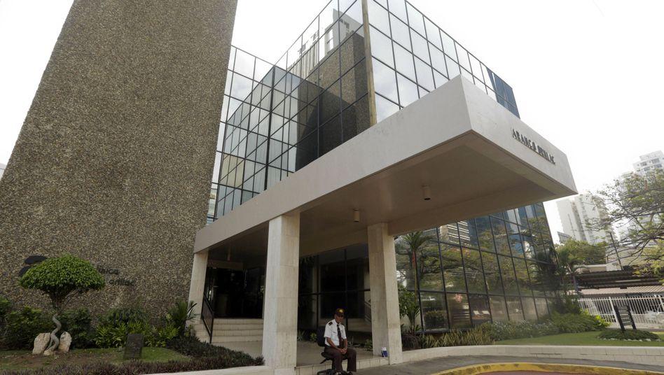 Kanzlei Mossack Fonseca in Panama City