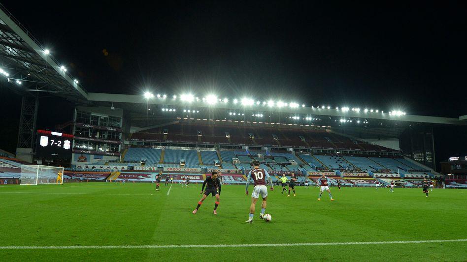 Beim vergangenen Duell besiegte Villa Liverpool sensationell 7:2