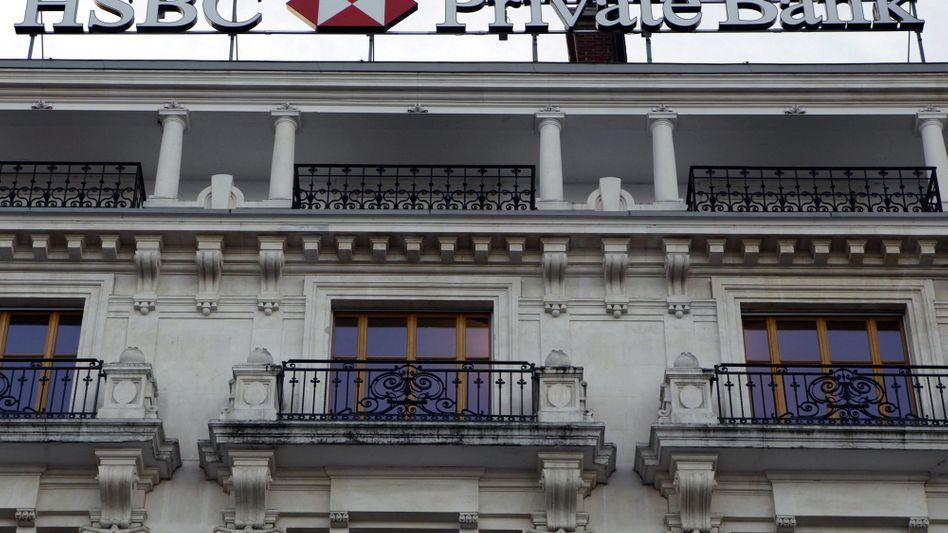 """Bank in der Schweiz (HSBC in Genf): """"Die Schweizer haben eine Buchhalterseele"""""""