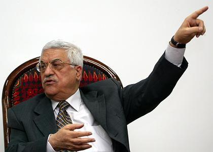 Deutliche Worte von Palästinenserpräsident Mahmud Abbas an die Hamas: Er drohte mit Regierungsauflösung.