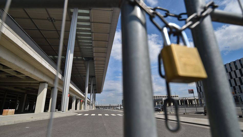 Verriegelter Zugang zur BER-Baustelle: Berlin folgt Brandenburger Vorstoß