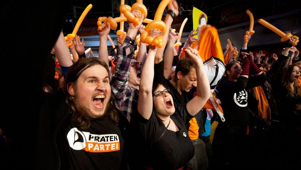 Abstieg der Piratenpartei: War's das schon?