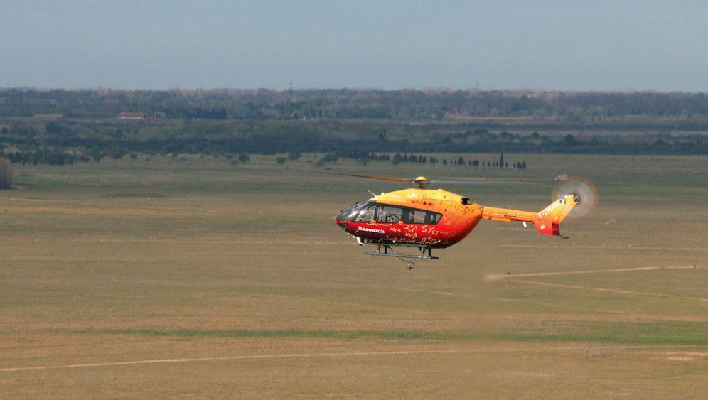 """Eurocopter-Projekt """"A-Flight"""": Wie von Geisterhand"""