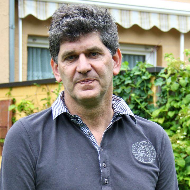 Uwe Fromm*, 52, ist studierter Psychologe und fährt seit 30 Jahren Taxi