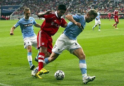 "Freundschaftsspiel TSV 1860 gegen FC Bayern München: ""We win!"" statt Bwin"