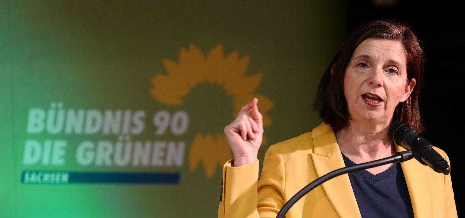 Göring-Eckardt, Fraktionschefin der Partei Bündnis 90/Die Grünen