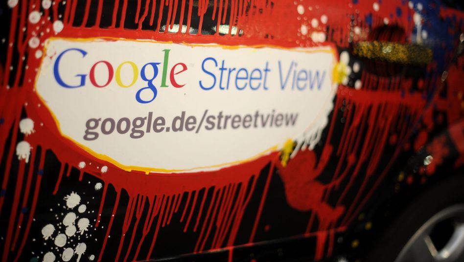 """""""Google Street View""""-Button: Koalition will Regelung für Geo-Datendienste im Internet"""