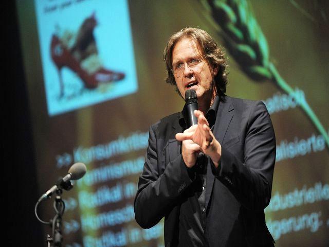 Eike Wenzel hat ein Institut für Trend- und Zukunftsforschung gegründet.