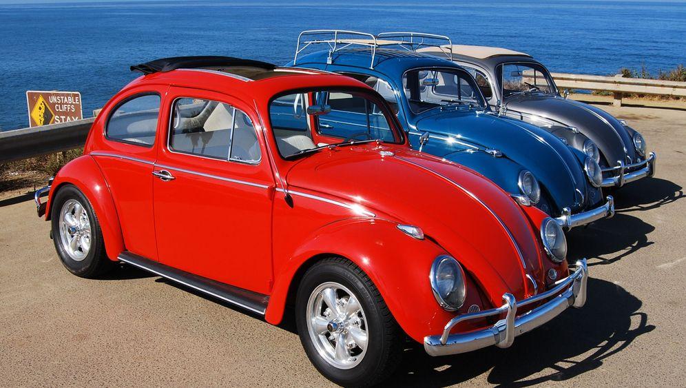 VW Käfer mit Elektromotor: Neuanfang mit 50