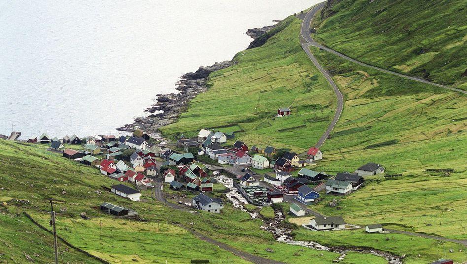 """Ortschaft Funningur auf den Färöern: Sanktionen als """"letzte Lösung"""""""