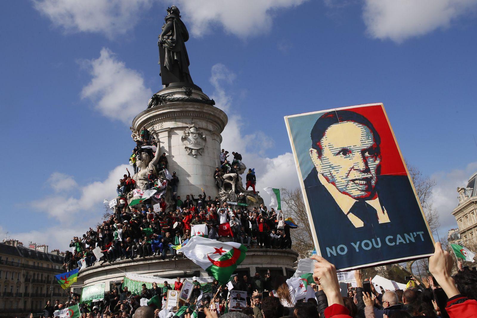 Demos Algerien
