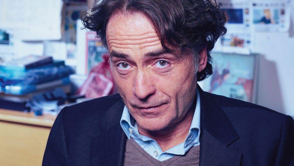 Chefredakteur di Lorenzo: Ausdruck gehobener Raffinesse