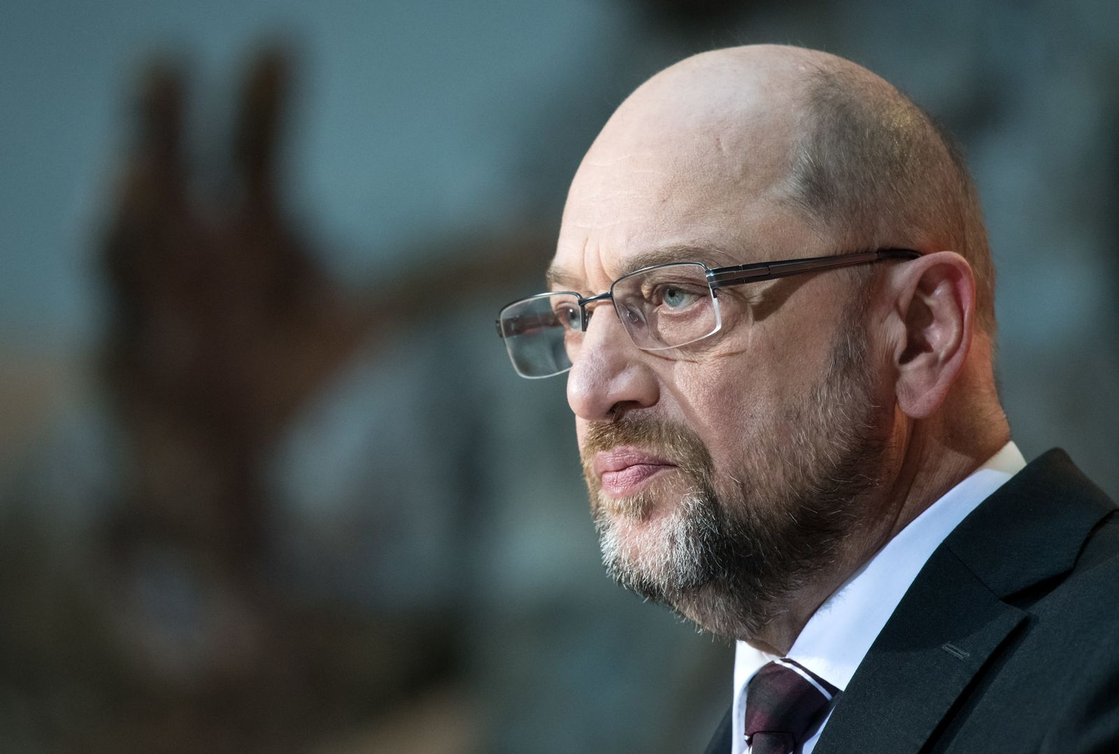 Martin Schulz/ SPD