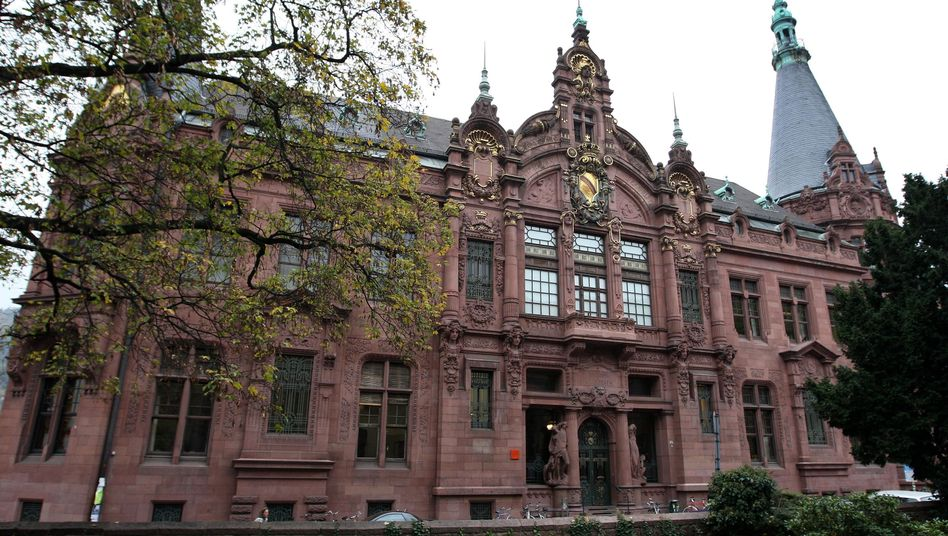 Unter den Top 100: Ruprecht-Karls Universitaet in Heidelberg