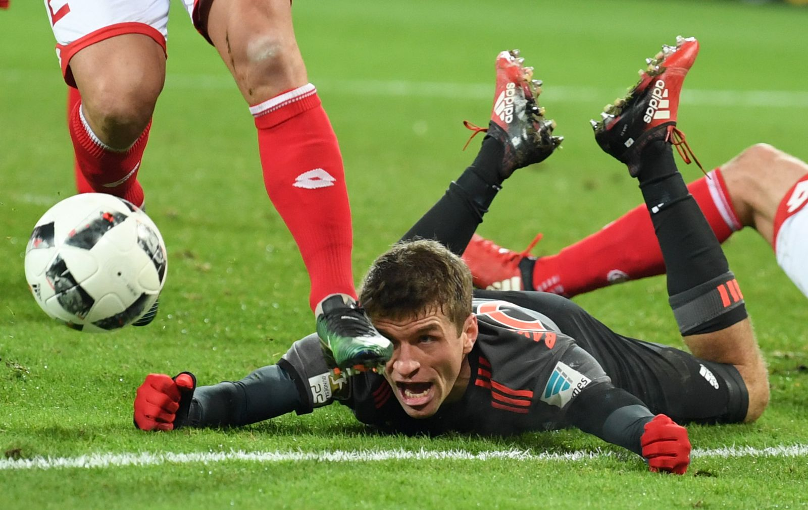 HLT 1. FSV Mainz 05 - FC Bayern München