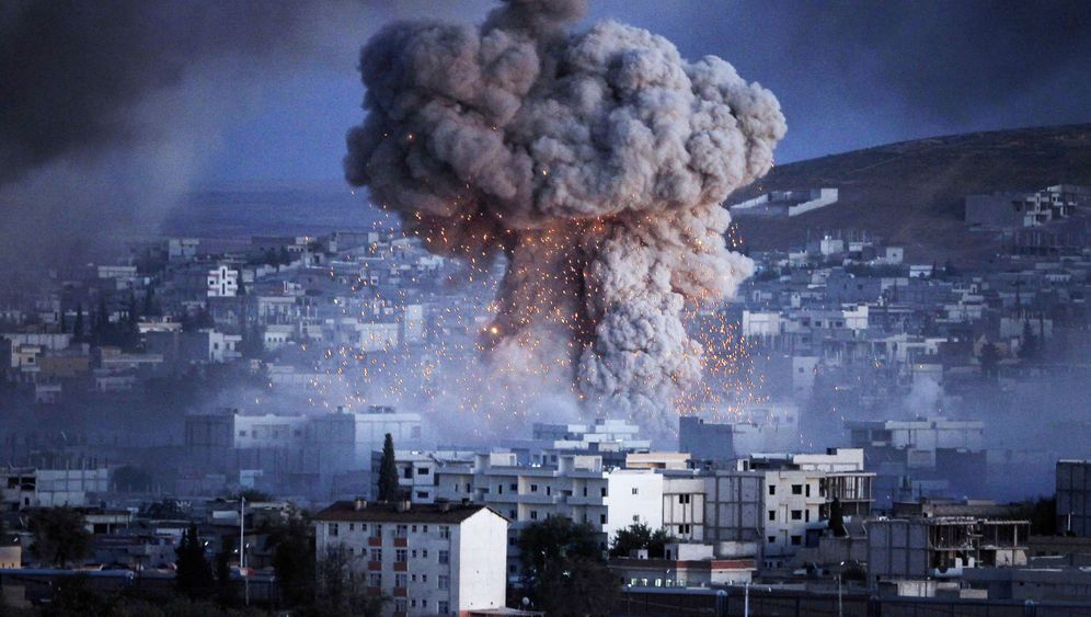 Photo Gallery: The Ongoing Fight for Kobani