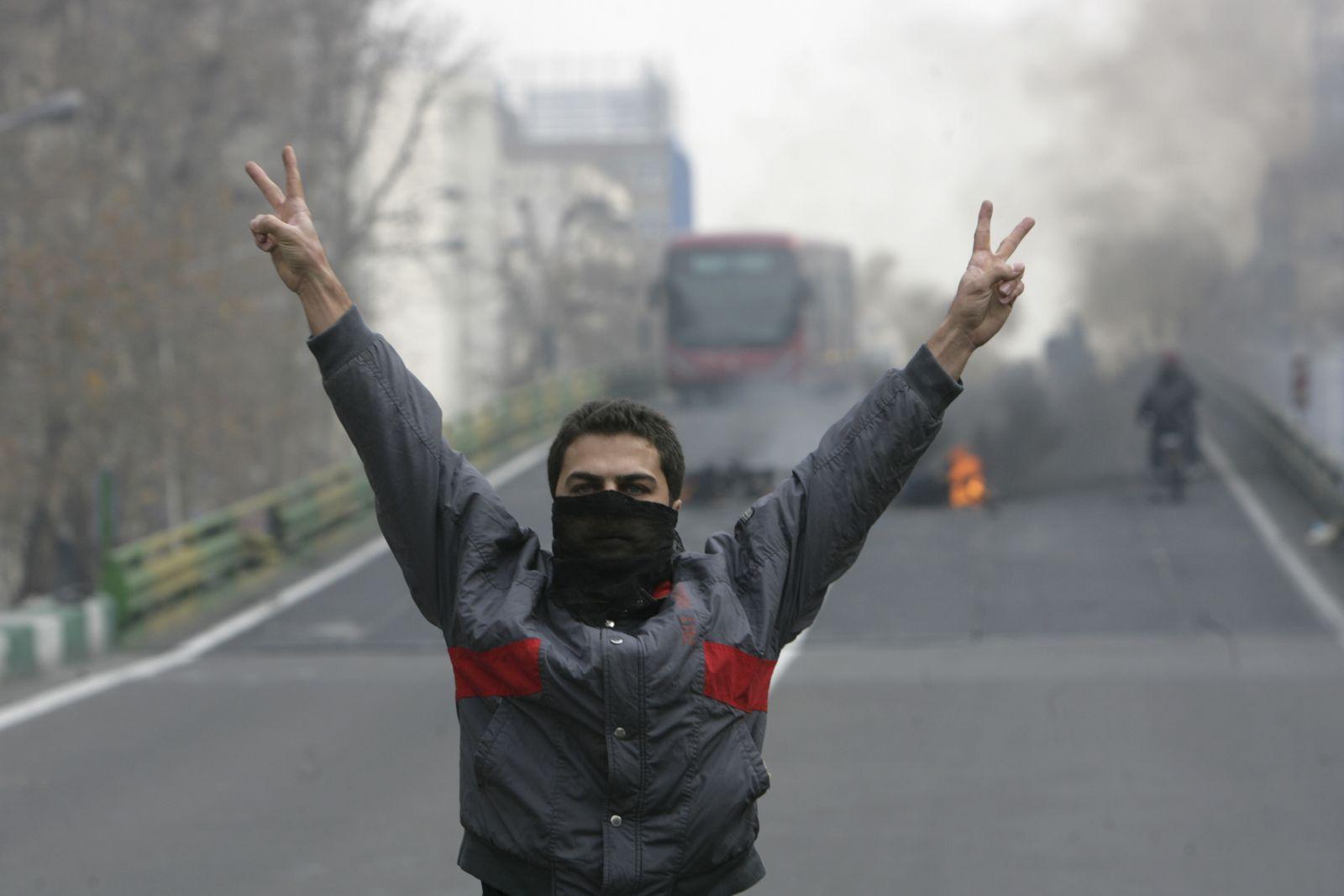 Iran/ Demo