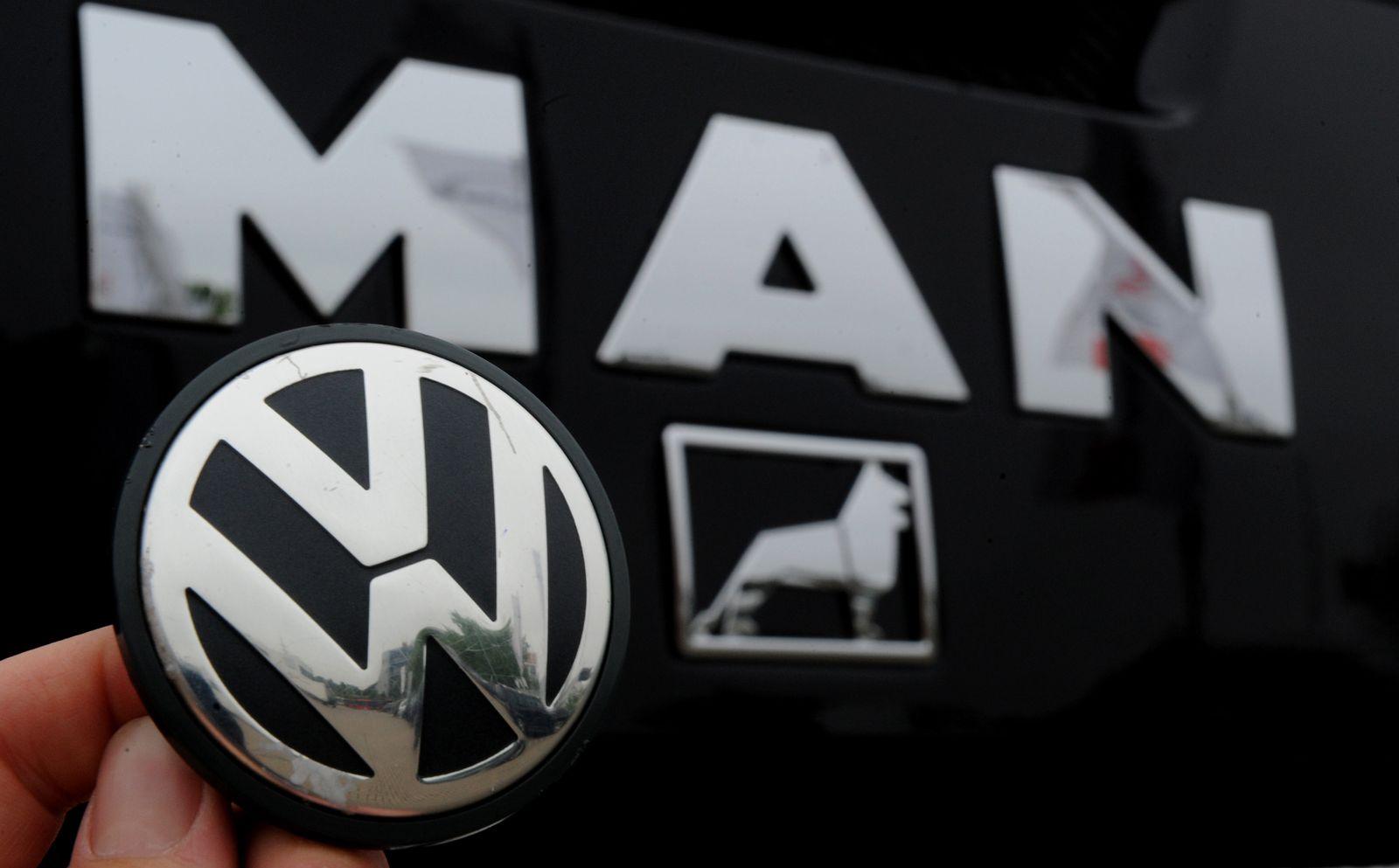 VW stockt bei MAN auf