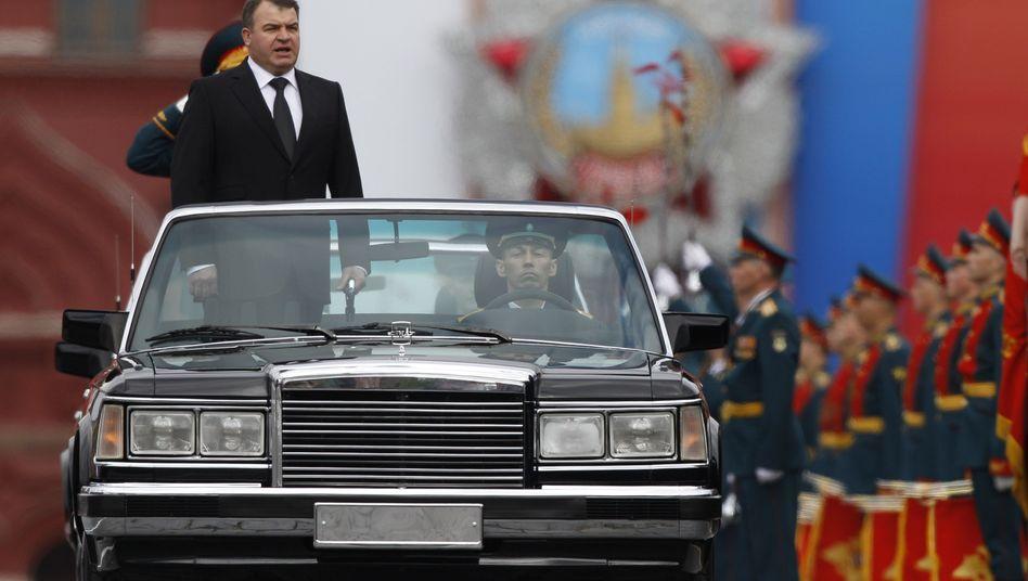 President Putin Stages Highly Visible Battle Against Corruption Der Spiegel