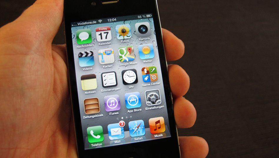 iPhone 4S (Archiv): Patentschutz nur noch für echte Technik