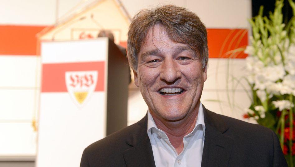 """Neuer VfB-Boss Wahler: """"Ich will das"""""""