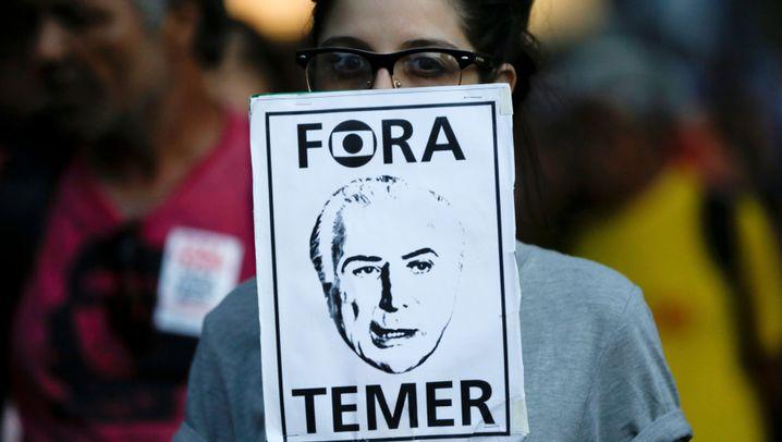 Brasilien: Ausschreitungen in Rio de Janeiro