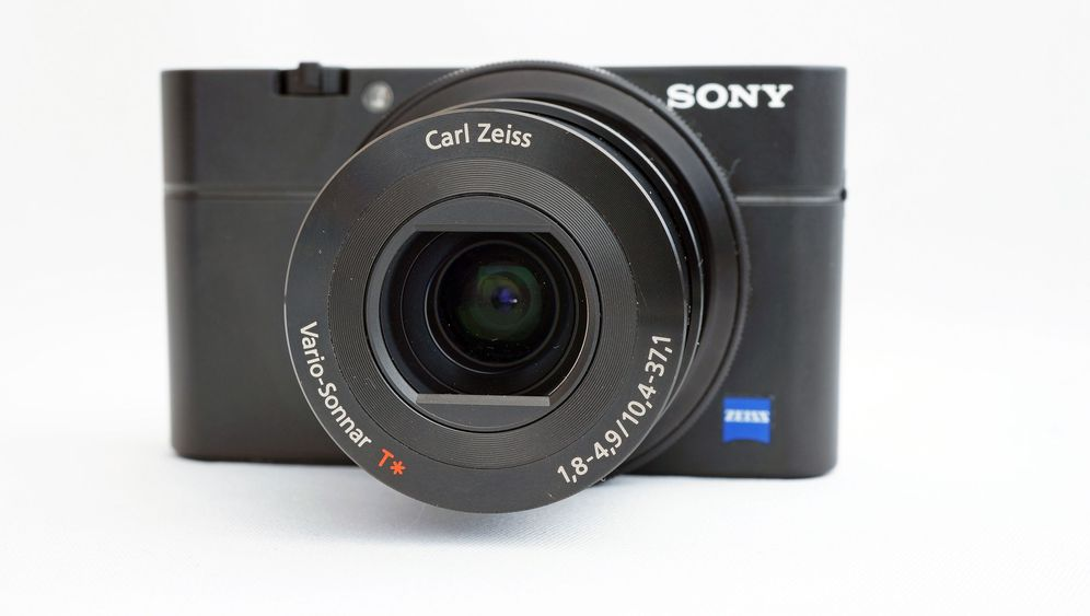 Kompaktkamera: So fotografiert die Sony RX100