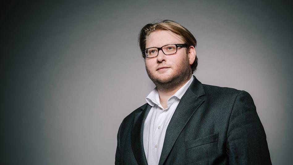 Ansgar Oschwald ist Chef der Innovations-Plattform Querdenker United