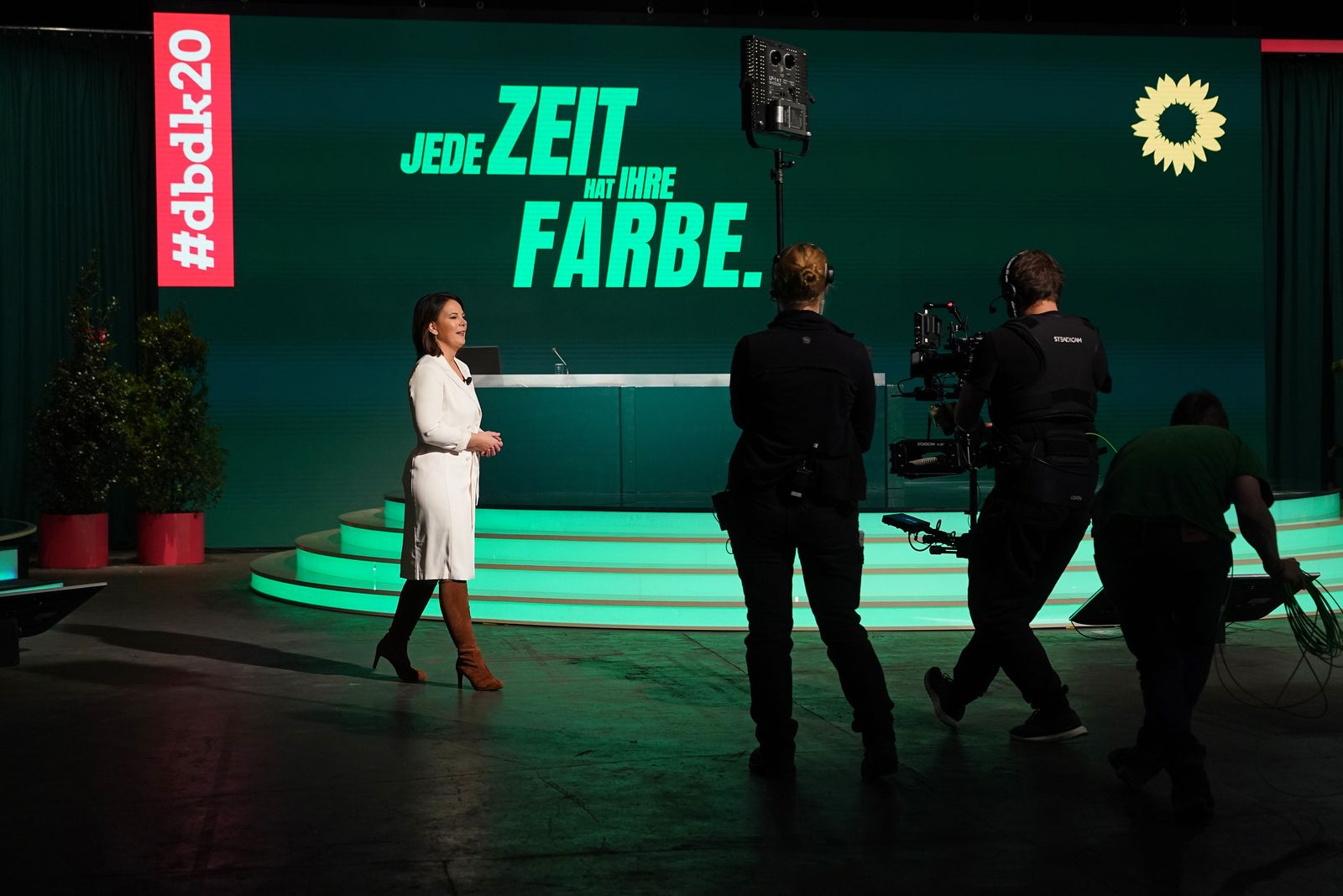 Greens Party Holds Virtual Party Congress