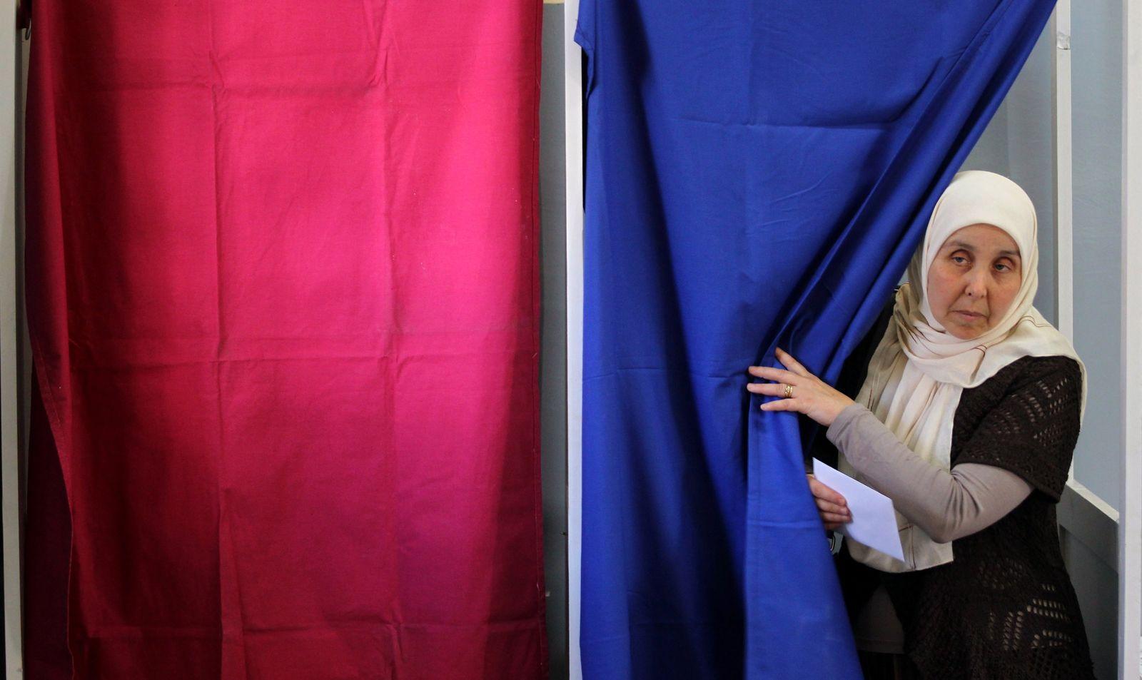 Algerien Wahl