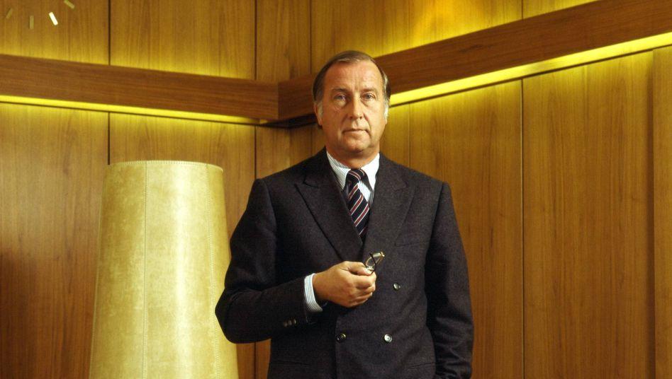 Detlev Karsten Rohwedder (1990): Das letzte Mordopfer der RAF