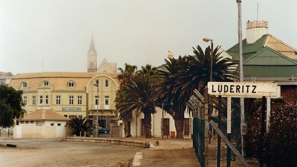 Lüderitz in Namibia: Hafenstadt mit Kaiser-Wilhelm-Ambiente