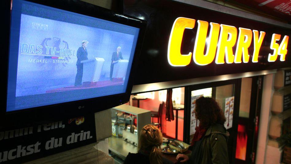 Imbiss in Magdeburg: Jeder Arbeitsplatz muss die Abgabe zahlen, mit oder ohne TV-Gerät