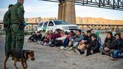 Behörden greifen so viele Migranten auf wie seit 20 Jahren nicht mehr